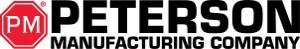 Peterson Manufacturing Company Logo
